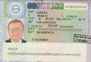 TIE (non-EU residency card)