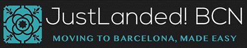 JustLanded! BCN Logo